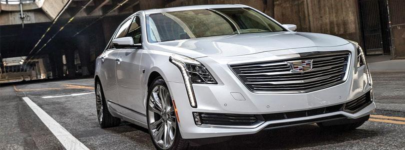 Cadillac CT6 Platinum — King of Luxury