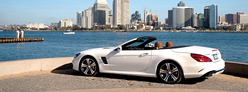 2017 Mercedes-Benz SL450 — King of the Road(ster)