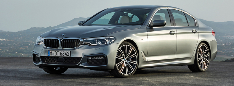 BMW 540i – An Icon Re-Perfected