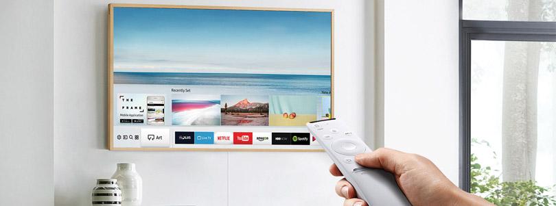 Tech Talk — Television Wall Art