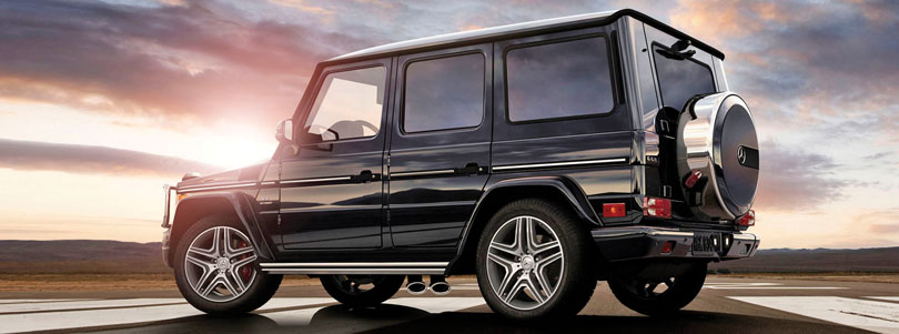 Cross Country Beast – The 2017 Mercedes-Benz G500