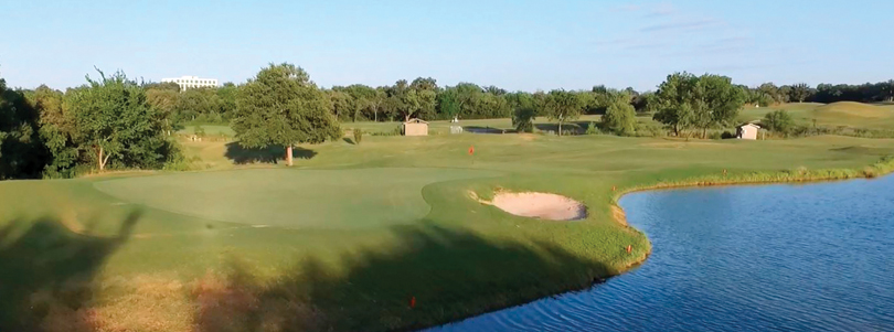 Hidden Creek Golf Course — A Hidden Convenience