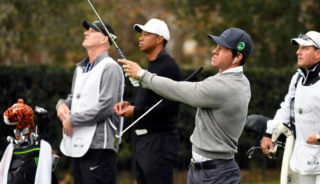 Mark Wahlberg on ProAm Tour