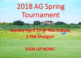 2018 Spring Tournament