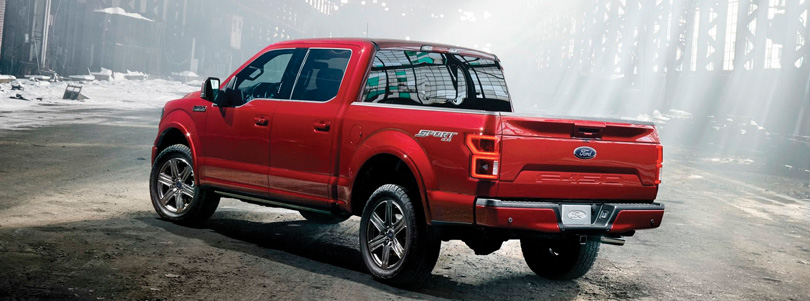 2018 Ford F-150 King Ranch 4×4 SuperCrew