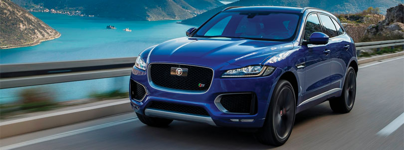 Jaguar F-Pace S AWD — King of the Cats