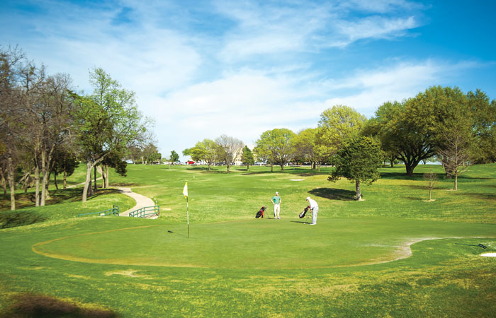 Cedar Crest — Polishing a Dallas Gem | AvidGolfer Magazine