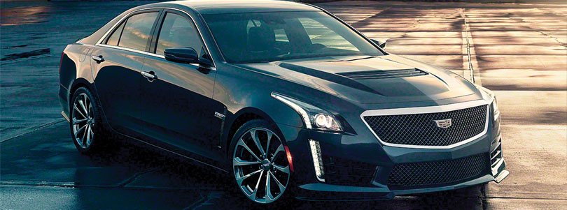 Cadillac CTS-V — Beauty and the Beast (Mode)