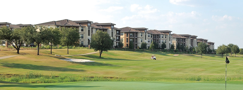 Golf Course Living: The Good, the Bad and the Painful