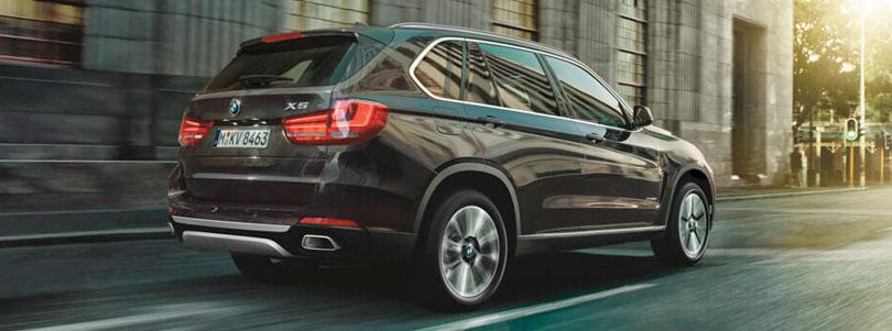 Sporty Standout – The 2018 BMW X5 xDrive 35i