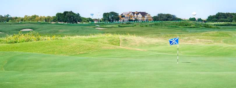 The Tribute Golf Club — Back Across the Pond