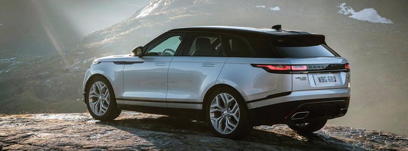 2018 Range Rover Velar R-Dynamic SE — Luxury for the Urban Warrior