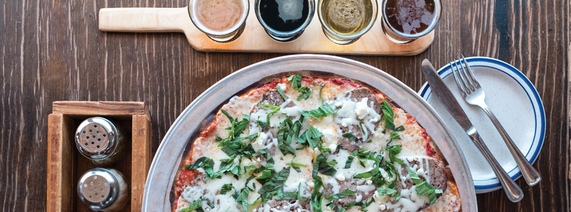 Scene and Be Seen – Eno's Pizza Tavern in Forney