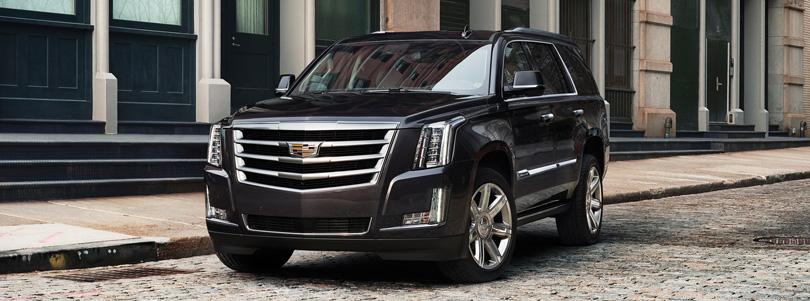 Going Platinum The 2018 Cadillac Escalade Avidgolfer Magazine