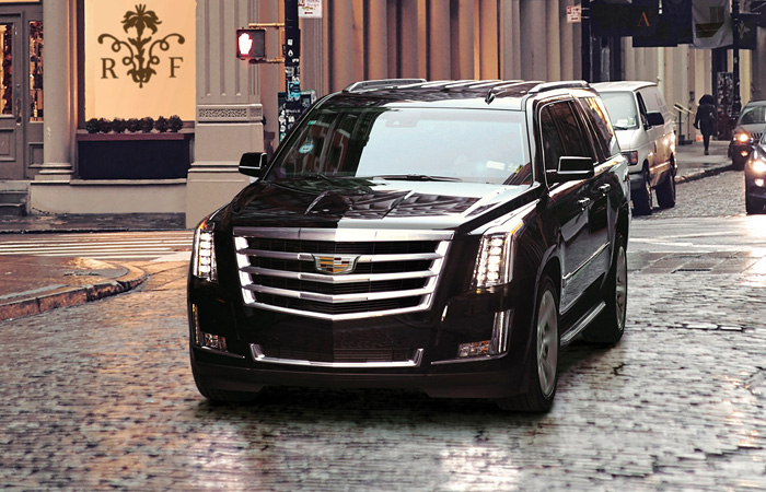 Going Platinum The 2018 Cadillac Escalade Avidgolfer