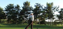 Amateur golfers