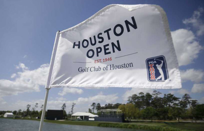 Houston Open Pin Flag