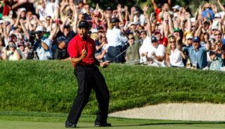 Woods wins 2008 playoff
