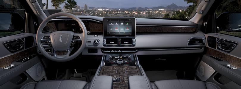 Drive Time – 2018 Lincoln Navigator 4X4 Reserve
