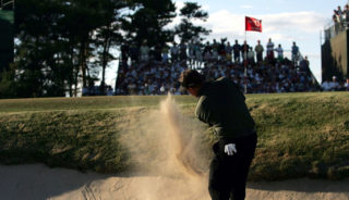 Mickelson misses chance to win U.S. Open