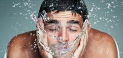 Face Wash Guy