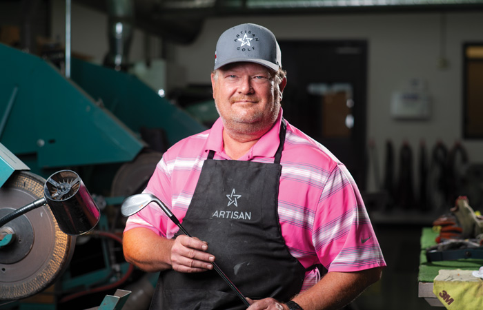 Artisan Golf Mike Taylor