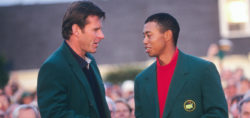 "Faldo says Tiger ""was done"""