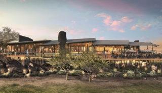 Horesshoe Bay New Clubhouse