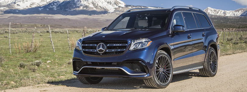 Drive Time – The 2018 Mercedes AMG GLS 63