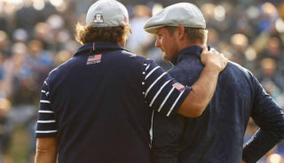 Ryder Cup poor behavior