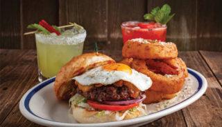 The Porch Burger