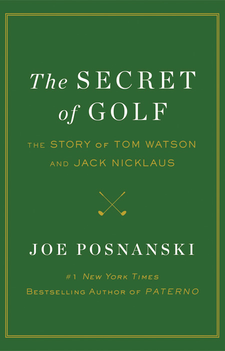 Secret of Golf Book