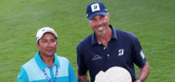 Kuchar accused of short paying temp caddie