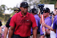 Woods overshadows everyone else