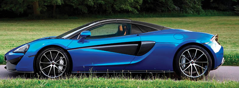 Drive Time – The 2019 McLaren 570S Spider