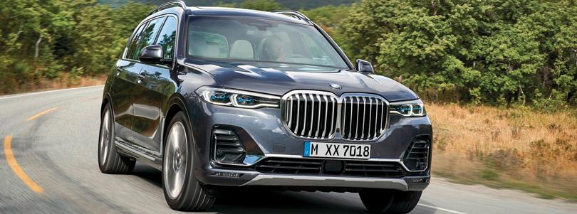 Drive Time – 2019 BMW X7 xDrive40i