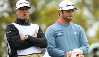 Rahm and Hayes at Players Championship