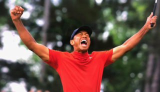 Woods wins 2019 Masters