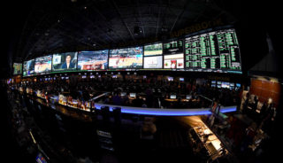 Masters attracts sports betting