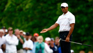 Tiger winless at Augusta since 2005
