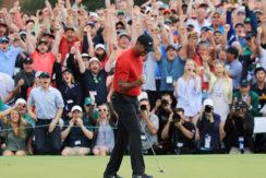 Tiger Woods increases sales to sponsors
