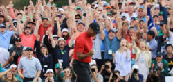 Tiger Woods increases sales to sponsors