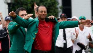 Woods propels Masters TV ratings