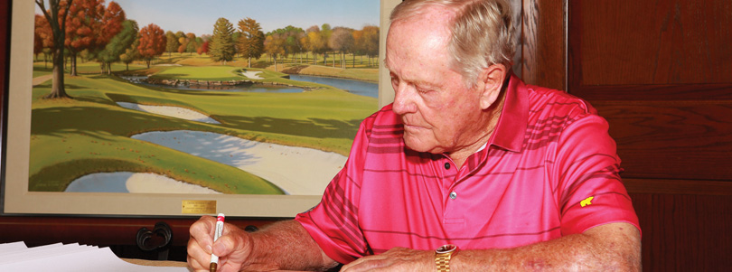 Cover Story – Mr. Nicklaus and The Dallas Athletic Club