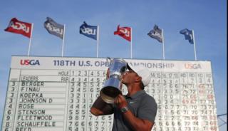 Brooks Koepka rises to world best