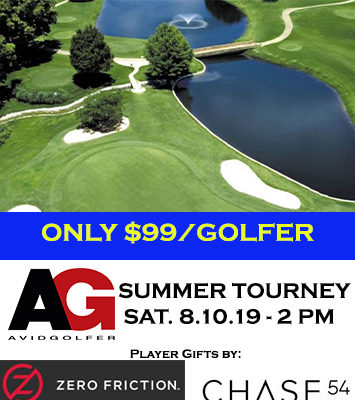 AG Summer Tourney, August 10th at Thorntree