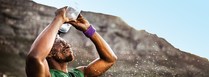Golf Science – Beating the Heat