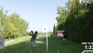 Fastest golfer
