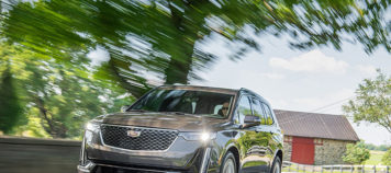 Drive Time – 2020 Cadillac XT6 Premium Luxury