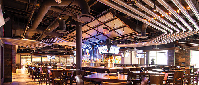 After the Round – Yard House